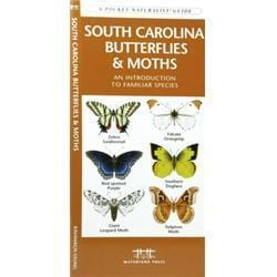 South Carolina Butterflies Moths Book