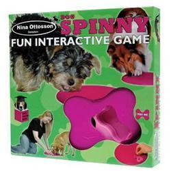 Spinny Interactive Treat Search Dog/ Cat Toy
