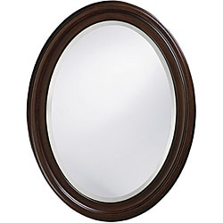 Will Chocolate Brown Mirror