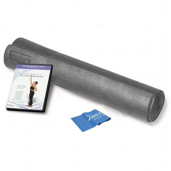 Zenzation Athletics WTE10067 Deluxe Pilates Kit