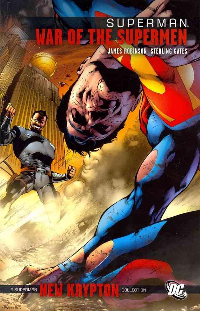Superman: War of the Supermen (Paperback)