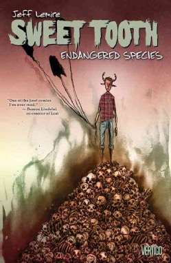 Sweet Tooth 4: Endangered Species (Paperback)