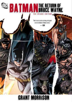 Batman: The Return of Bruce Wayne (Paperback)