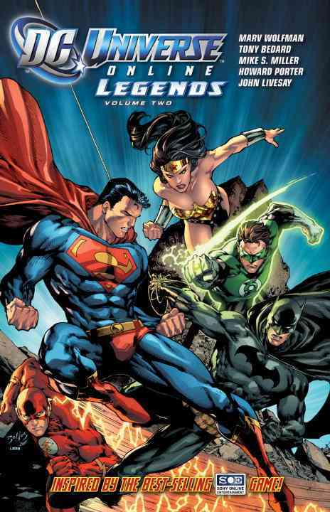 DC Universe Online Legends 2 (Paperback)