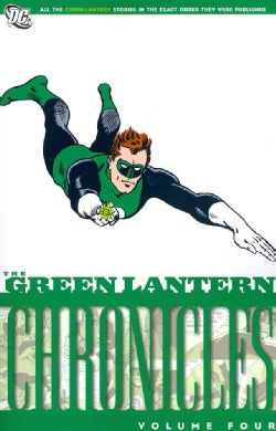 The Green Lantern Chronicles 4 (Paperback)