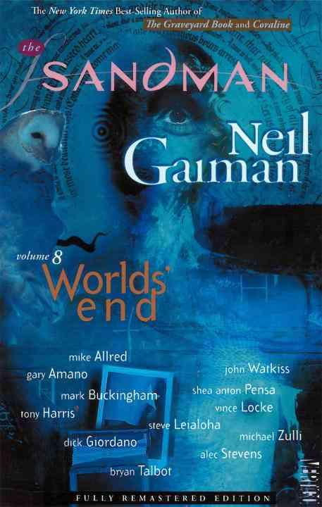 The Sandman 8: Worlds' End (Paperback)