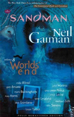 The Sandman 8: Worlds' End (Paperback)