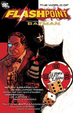 The World of Flashpoint: Featuring Batman (Paperback)