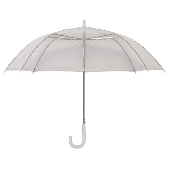 Futai Clear Canopy Umbrella - Thumbnail 0