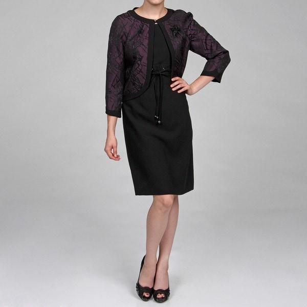 John Meyer Collection Women's Jacket Dress