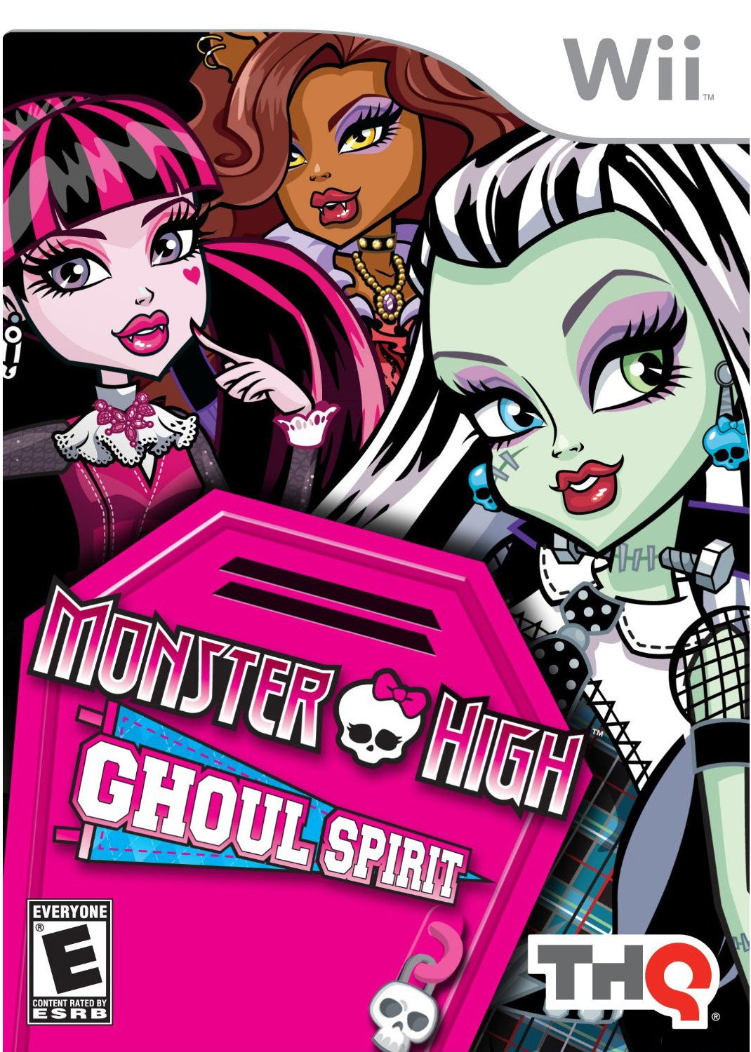 Wii - Monster High: Ghoul Spirit - Thumbnail 0