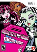 Wii - Monster High: Ghoul Spirit