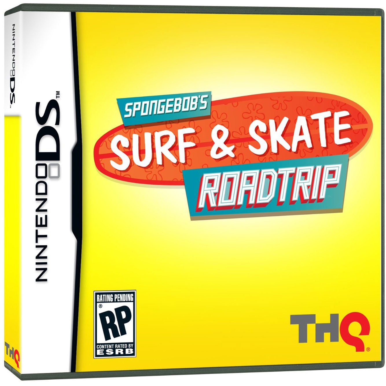 Nintendo DS - Spongebob Surf & Skate Roadtrip