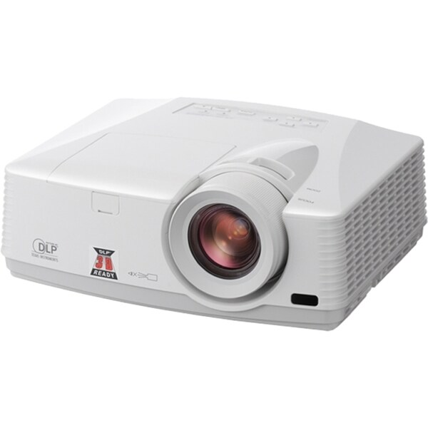 Mitsubishi XD550U 3D Ready DLP Projector - 720p - HDTV