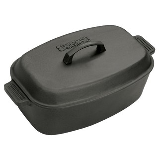 Bayou Classic 18-inch Cast Iron Roaster
