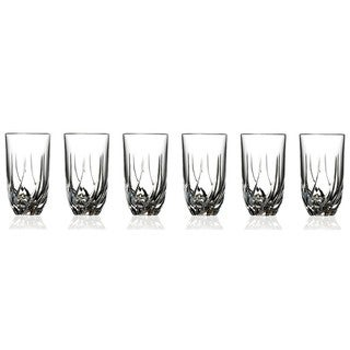 RCR Crystal Trix Collection Highball Glasses (Set of 6)