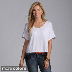24/7 Comfort Apparel Women's Wide Dolman-sleeve Top