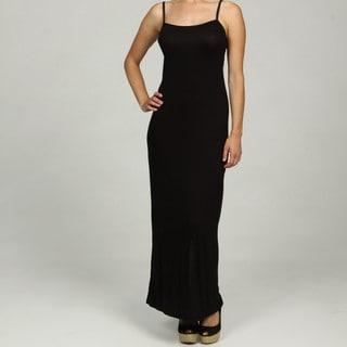 24/7 Comfort Apparel Women's Camisole Maxi Dress