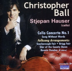 Stjepan Hauser - Ball: Cello Concerto No. 1