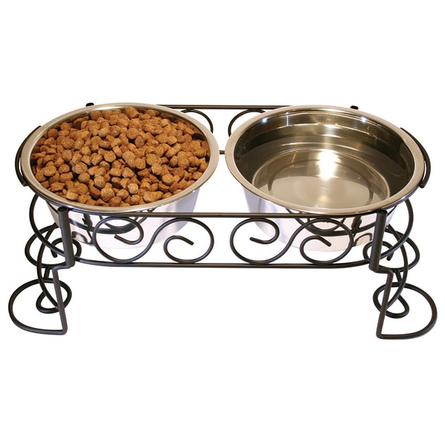 3 Quart Mediterranean Diner by Ethical Pets