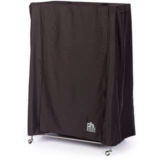 Prevue Pet Products Universal Black Fabric Large Bird Cage Cover