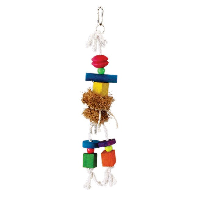 Prevue Pet Products Tropical Teasers Hula Doll Bird Toy, ...