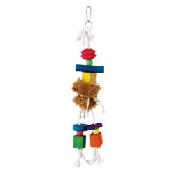 Prevue Pet Products Tropical Teasers Hula Doll Bird Toy
