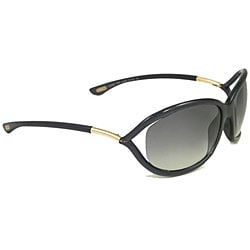 Tom Ford 'Jennifer' Grey Sunglasses - Thumbnail 1