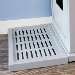 The Refined Feline's Kitty Enclosed Wooden End Table & Litter Box (4 options available)