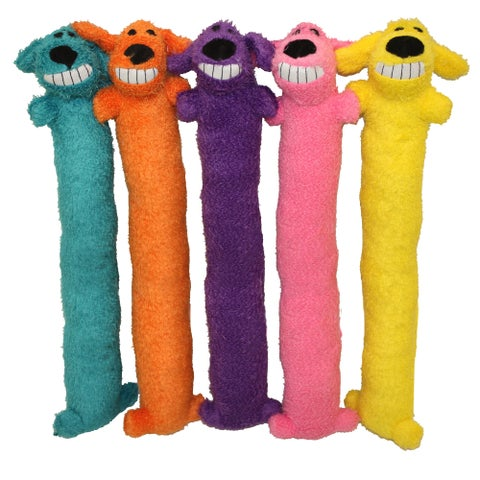 "MultiPet International 18"" Loofa Dog Toy"