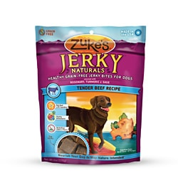 Zuke's Jerky Naturals Beef Treats