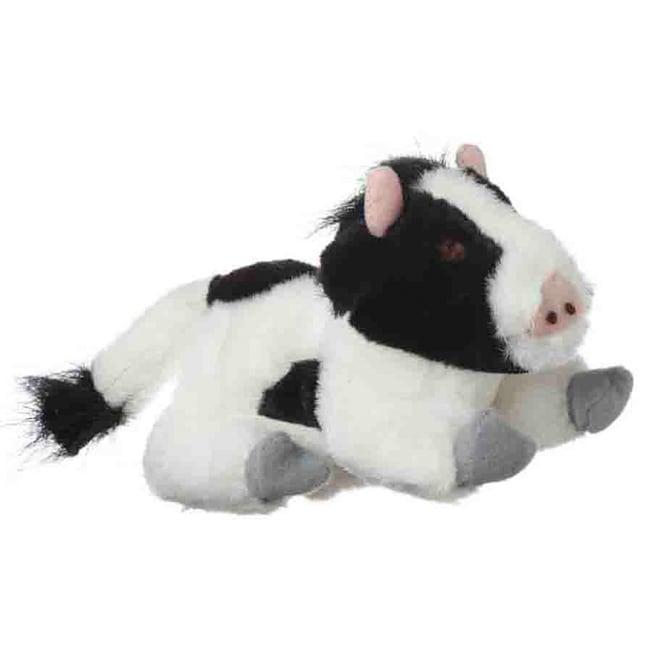 Multipet International 'Look Who's Talking' Cow, White