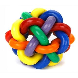 Multipet International Nobbly Wobbly Rubber Ball