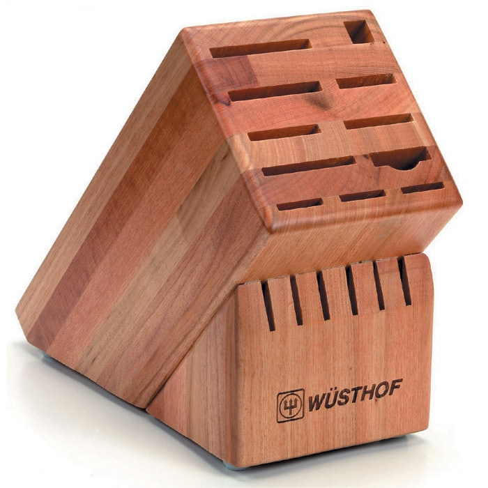 Wusthof Cherry 17-slot Storage Block