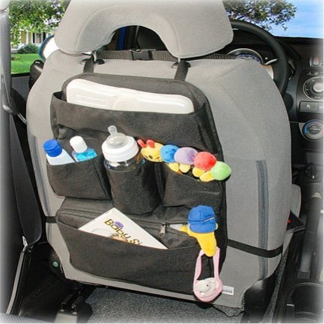 Jolly Jumper Car Caddy Car Seat Organizer - Free Shipping On Orders ...