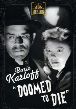 Doomed To Die (DVD)