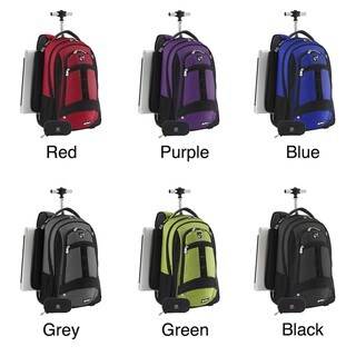 Heys USA ePac 02 14-inch Rolling Laptop Backpack