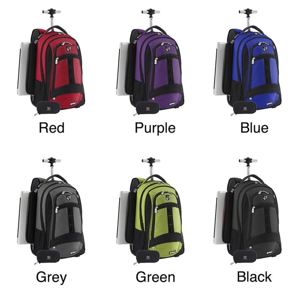 Heys USA ePac 02 14-inch Rolling Laptop Backpack