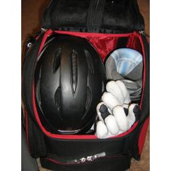 Ski Boot Bag (wheeled) Medium Red
