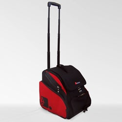 Ski Boot Bag (wheeled) Medium Red