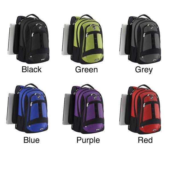 Heys USA ePac 14-inch Polyester Air-mesh Padded Laptop Backpack