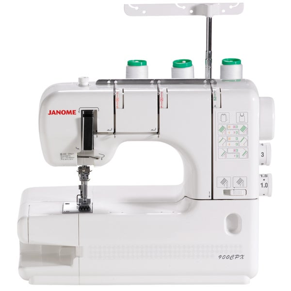 Janome CoverPro 900CPX Serger Machine