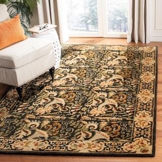 Safavieh Handmade Bergama Mila Oriental Wool Rug