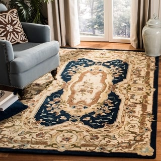 Safavieh Handmade Empire Shawna Traditional Oriental Wool Rug