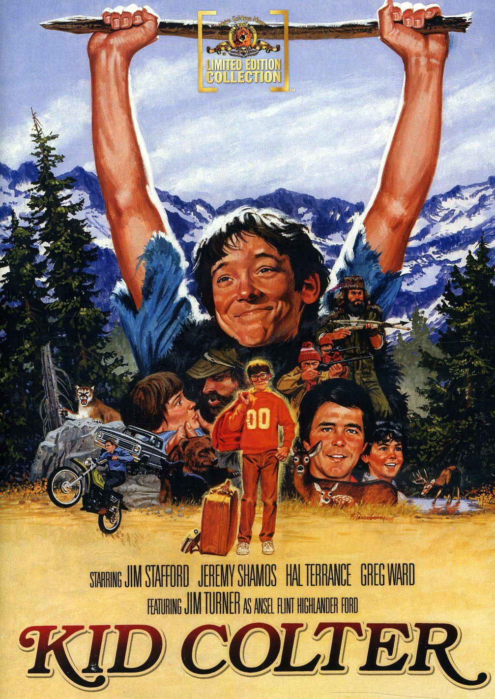 Kid Colter (DVD)