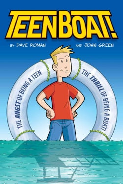 Teen Boat! (Hardcover)