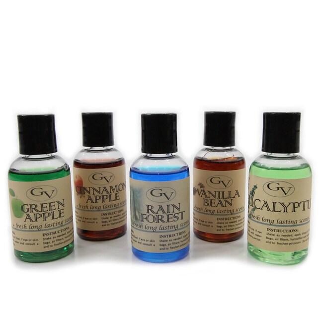 GV Variety Pack of Fragrances for Rainbow Hyla Thermax Va...