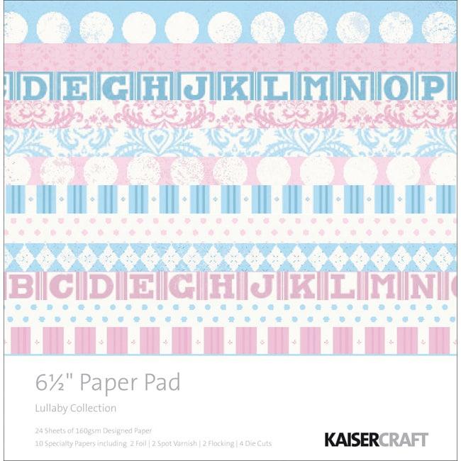 Kaisercraft 'Lullaby Paper' Pad Set