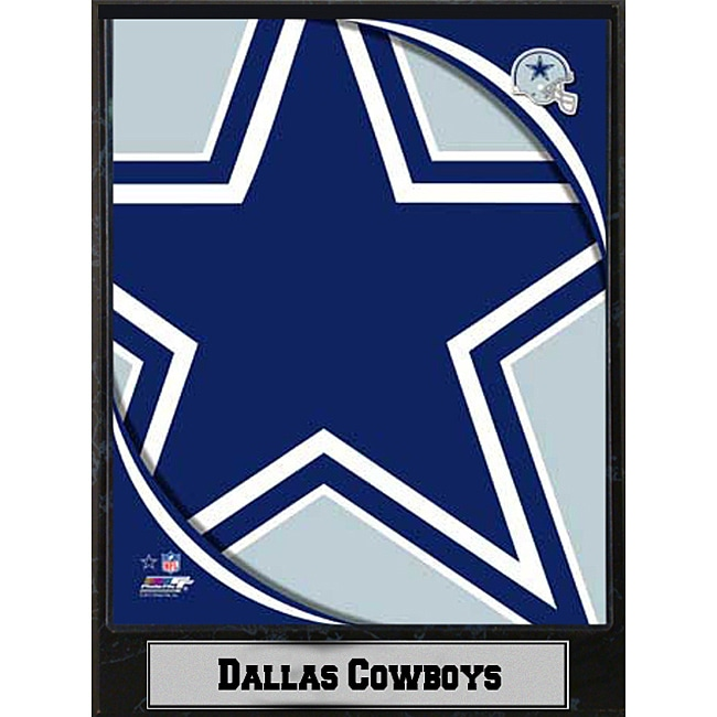 2011 Dallas Cowboys Logo Plaque - Thumbnail 0