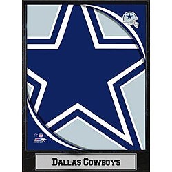 2011 Dallas Cowboys Logo Plaque